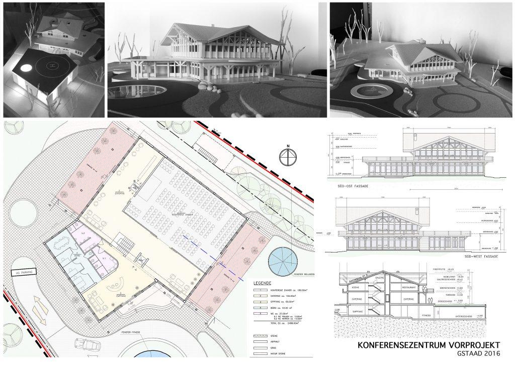 Neubau Vorprojekt